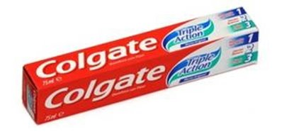 Picture of Dentifrico Colgate Tripla Ação 75ml