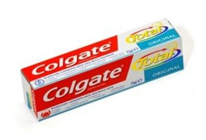 Picture of Dentifrico Colgate Total Original 75ml