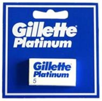 Picture of LAMINAS GILLETTE PLATINA 5
