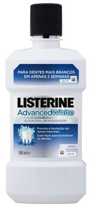 Picture of Elixir Listerine White 500ml