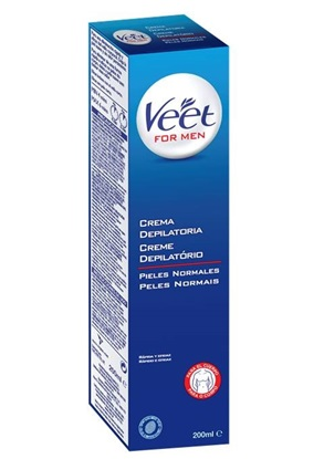Picture of DEPILATÓRIO VEET MEN GEL CREME 200ML
