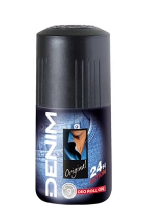 Picture of DESODORIZANTE DENIM ROLL-ON ORIGINAL 50ML