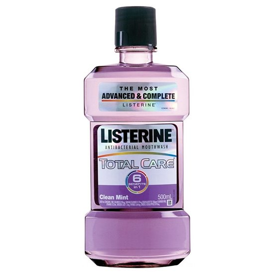 Picture of Elixir Listerine Total Care 500ml