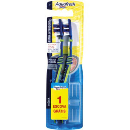 Picture of Escova Dentes Aquafresh Interdental pack 1+1