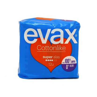 Picture of PENSOS EVAX COTTONLIKE SUPER 12