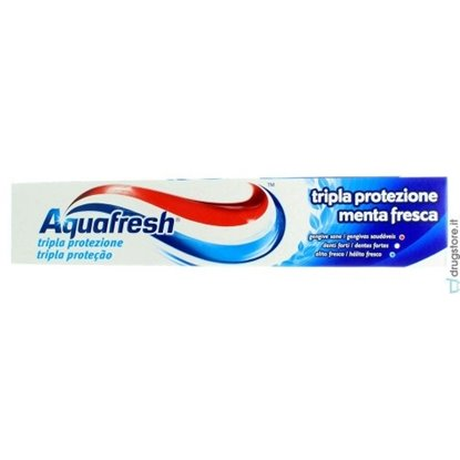Picture of Dentifrico Aquafresh Menta Fresca 75ml
