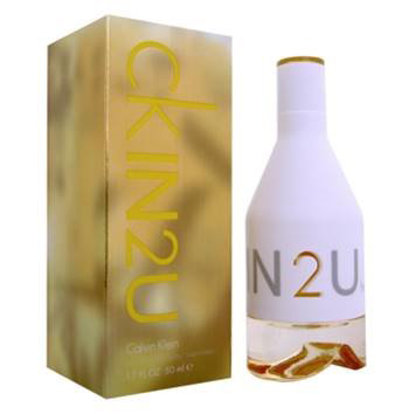 Picture of Perfume Calvin Klein IN2U EDT Wom 50ml