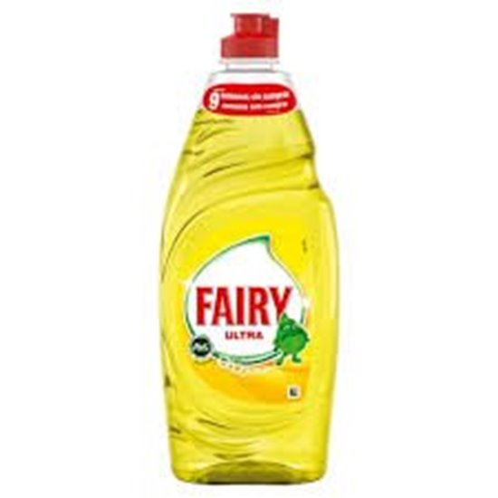 Picture of DETERGENTE FAIRY LOIÇA LIMÃO 615ML