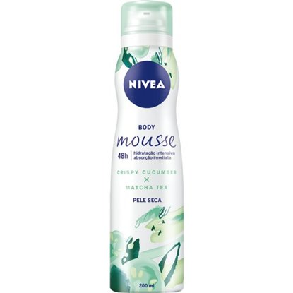 Picture of BODY MOUSSE NIVEA CUCUMBER 200ML