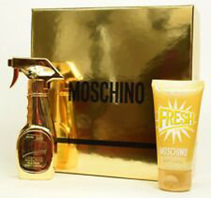 Picture of Conjunto Moschino Gold