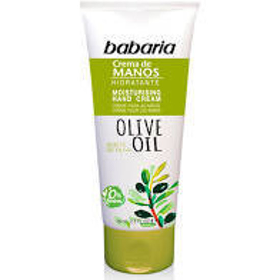 Picture of Creme Mãos Babaria Oliva 75ml