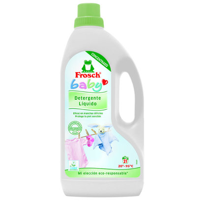 Picture of Detergente Frosch Bebé 21 doses